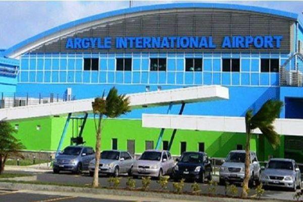 Saint-Vincent Grenadines aéroport