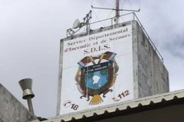 Le centre de secours de Cayenne