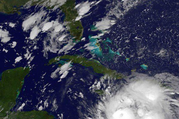 Premières victimes de l'ouragan Matthew en Haïti