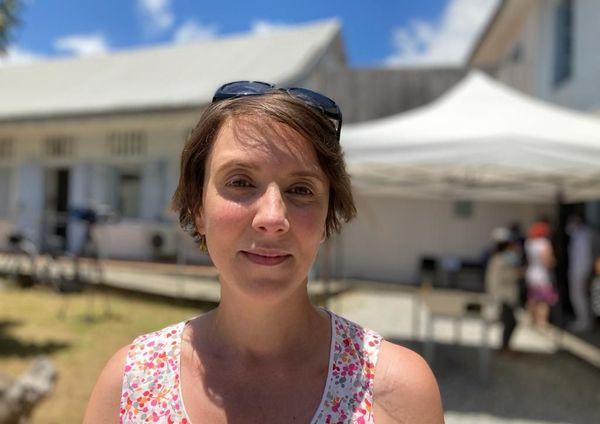 Sarah Danflous, juge placée auprès de première présidente