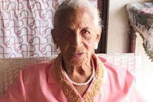 Emilie Pindard 103 ans
