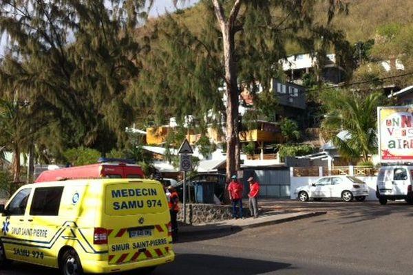 Accident Parapente Saint-Leu