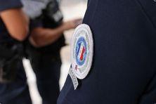 Des policiers à La Réunion (photo d'illustration).