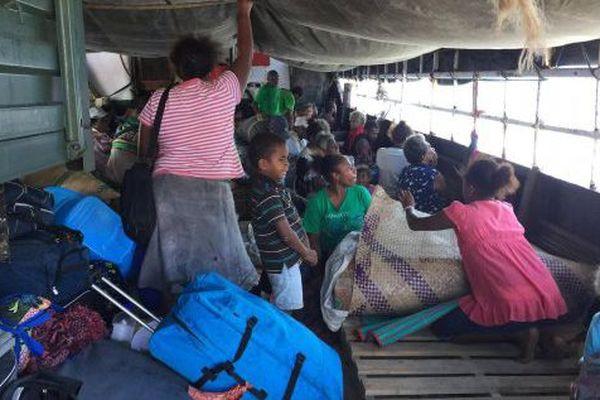 Réfugiés Ambaé