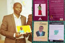 Makeda Sabas et ses ouvrages jeunesse sur l'Histoire de l'Afrique et des Afro-descendants.