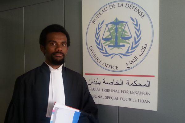 Jonathan Tholo en stage aux Nations Unis