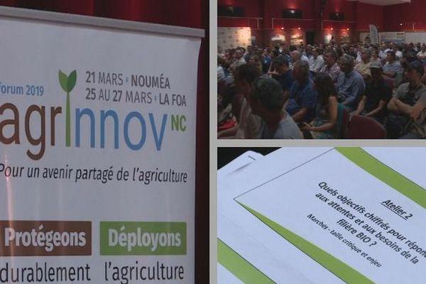 """Agrinov : le forum fait la promotion du """"bio"""""""