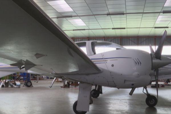 Un repreneur pour Airways college, Théo Autin va reprendre sa formation de pilote