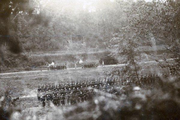 Fusillade Première Guerre mondiale