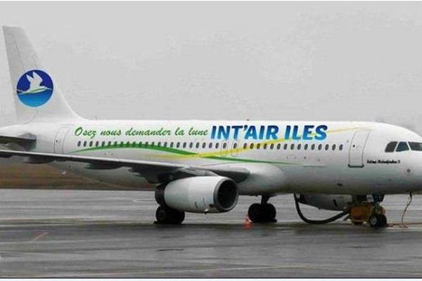 L'Airbus A320 d'Intair'Iles