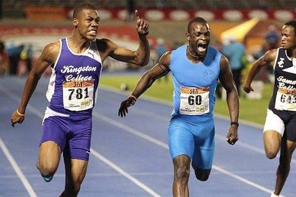 Le jamaïcain  Zharnel Hughes  le prochain Usain Bolt