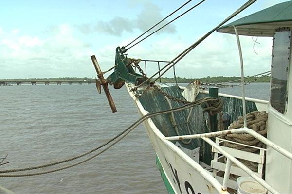 Les pêcheurs à quai