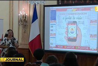 Net. pf, portail numérique de l'administration polynésienne