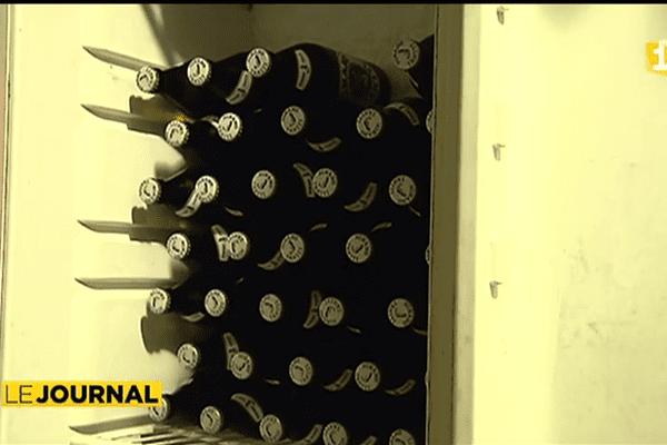 La vente d'alcool au marché noir