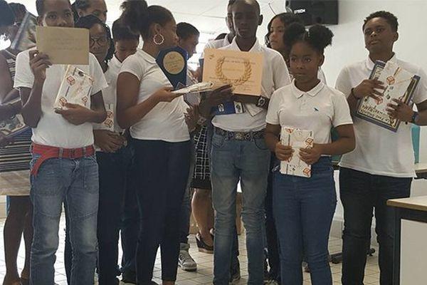 Lauréats de concours