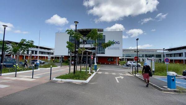 Le Centre hospitalier de l' ouest Guyanais