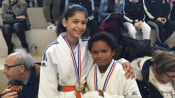 Judo Harmony BOYER