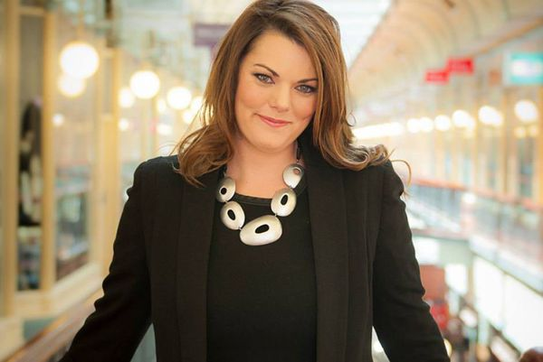 La sénatrice des Verts Sarah Hanson-Young.