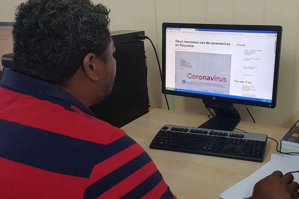 Les futuniens s'inquiètent de plus en plus face à la propagation rapide du coronavirus
