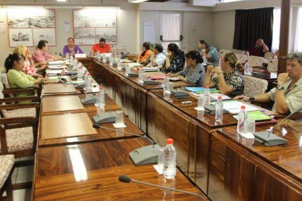 Réunion commission énergie Assemblée