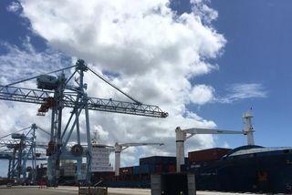 Inauguration du nouveau portique