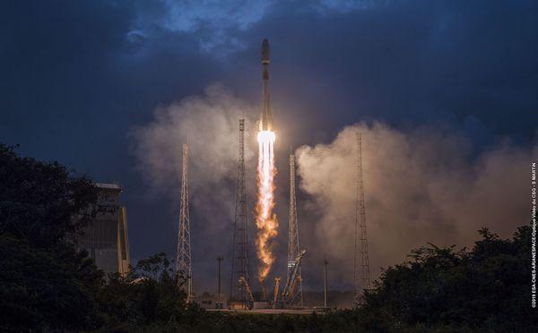 Arianespace : One Web en faillite, 18 lancements en suspend