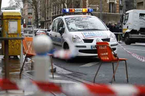 Policière tuée à Montrouge