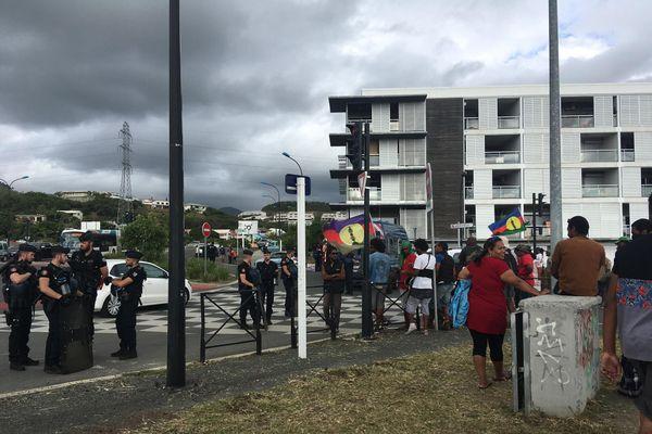 Gendarmes intervention