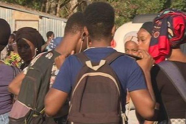 Conflit lycée de Sada