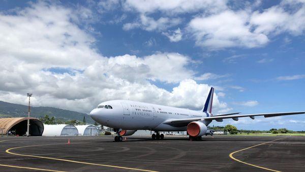 Airbus présidentiel