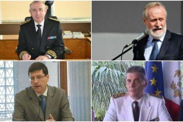 nouveaux préfets et haut commissaires