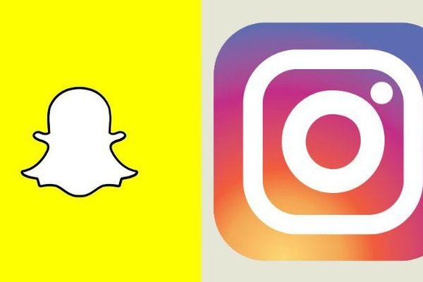 62% des 16-24 ans utilisent Snapchat et Instagram