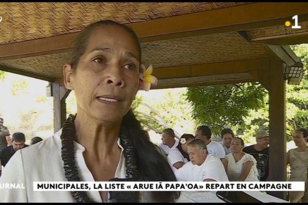 Municipales : Teura Iriti fait alliance avec Jacky Bryant à Arue