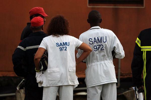 Le SAMU est également sollicité...