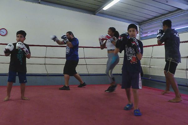 Pirae : La boxe anglaise pour tous