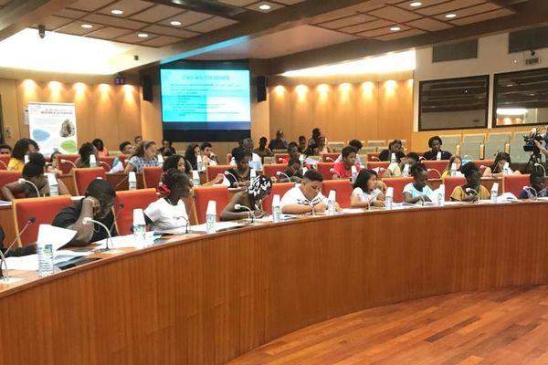 Assemblée territoriale des Jeunes de Guyane