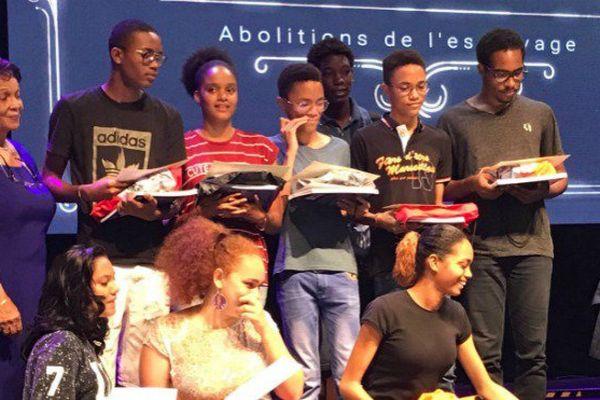 Plus de 1 200 élèves récompensés au concours « jeune historien guyanais »
