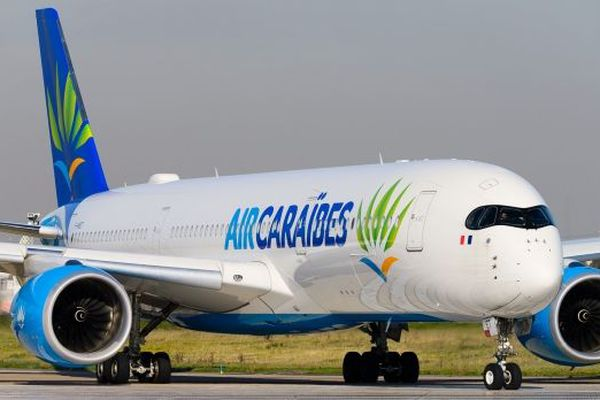 A350100 d'Air Caraïbes