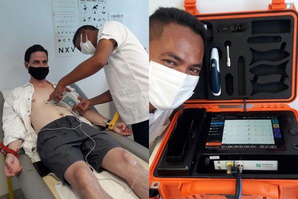 e-Santé : l'atoll de Amanu dispose d'une station télémédecine