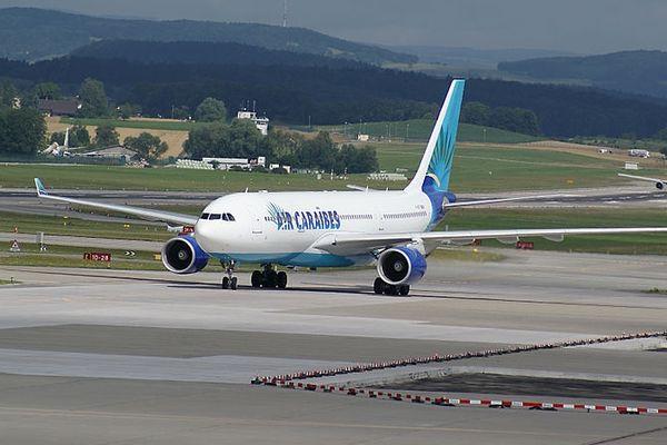 Air Caraïbes maintient ses vols