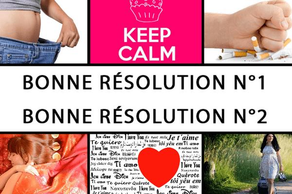 Bonnes résolutions 2016 ? A vous de choisir !