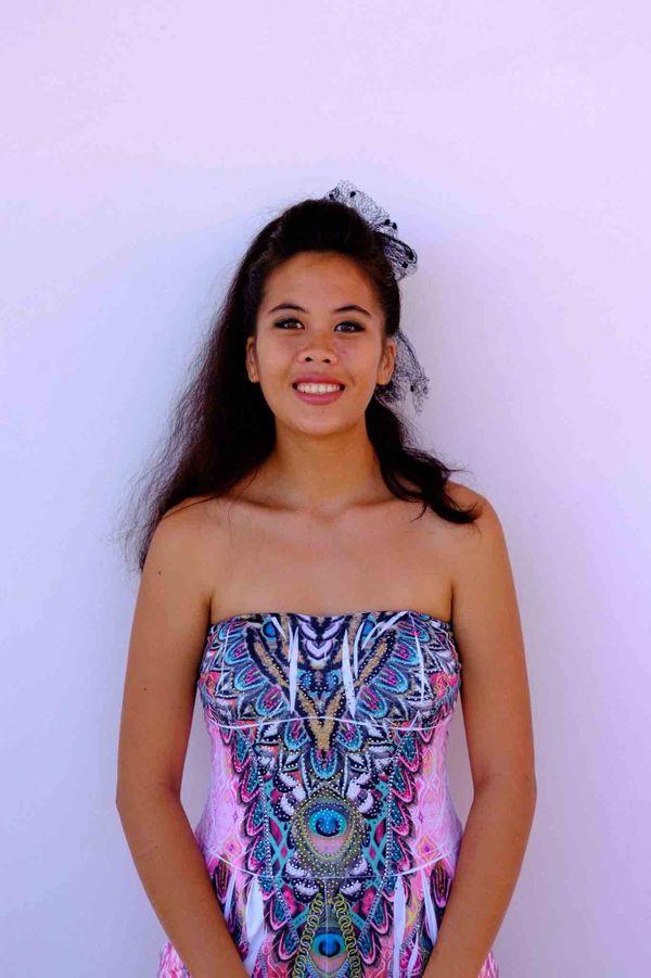 Candidate à Miss Dragon 2017 : Hipolani SING