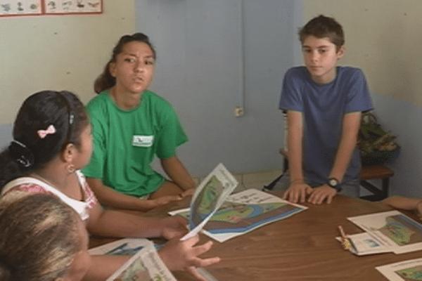 sensibilisation des jeunes à la problématique de l'eau