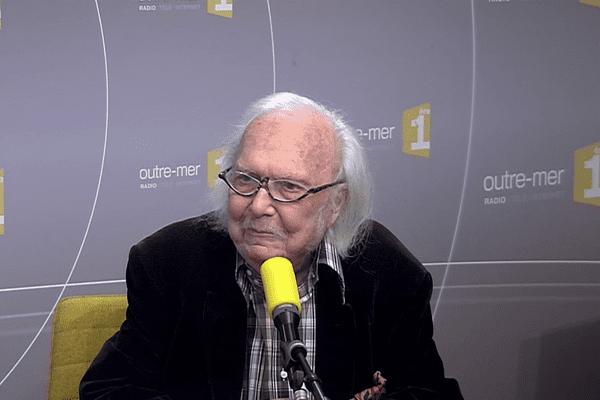 Alain Rey, célèbre linguiste et figure du dictionnaire