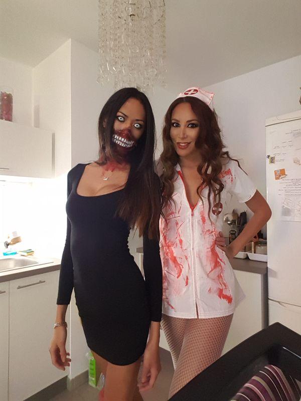 Concours de costumes pour Halloween