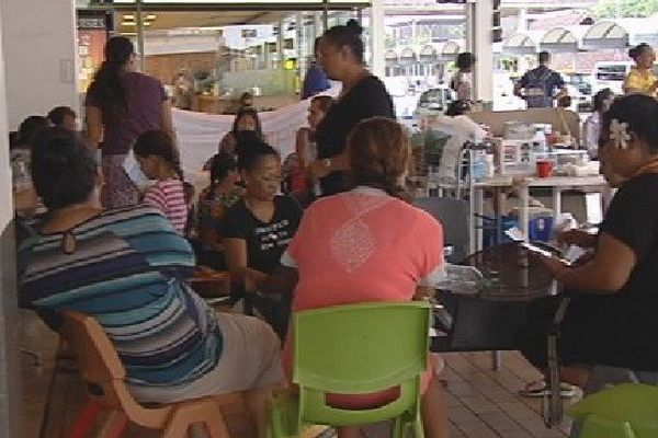 Grève Air Tahiti PNC persiste