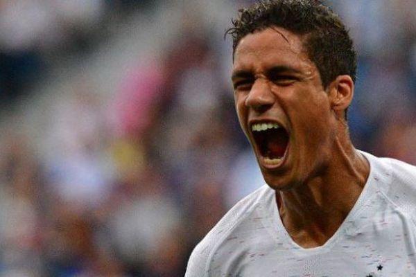 Raphaël Varane, le leader de la défense des Bleus, n'a pas tremblé face à La Céleste