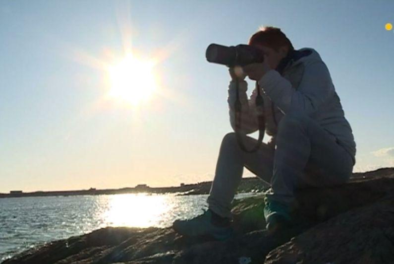 La nature comme source d'inspiration pour la photographe amateure Valérie Jackman