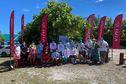 Air Tahiti Rairoa Horue : c'est ouvert mais en attente des vagues !