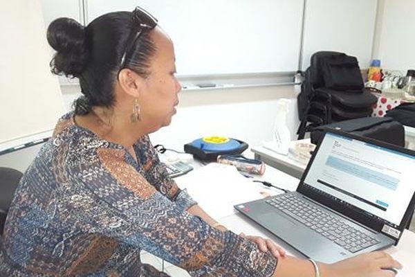 Antenne CCI de Poindimié, Véronique Kasanwardi, Conseillère en gestion entreprise